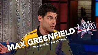 Download Max Greenfield Wasn't Qualified, But He Got The Job Video