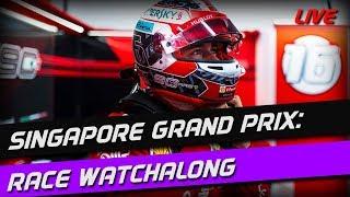 Download Singapore Grand Prix: Race Watchalong Video