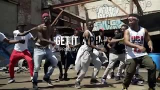 Download @DJLILMAN973 Ft Neptune - Get It Cypher (Official Video ) Video