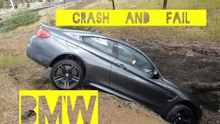 Download BEST of BMW ( Crash & Fail ) (PURE SOUND) (HD) Video