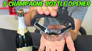 Download 8 Champagne Bottle Opener Gadgets - Part 2 Video