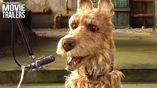 Download ISLE OF DOGS   Meet the Cast from Wes Anderson's Stop-Motion Animated Movie Video
