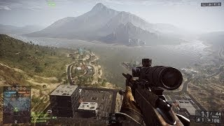 Download Battlefield 4: Amazing Sniper Spots [FullHD] Video