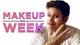 Download I Wore Makeup For A Week And Here's What Happened Video