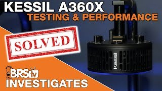 Download Going well beyond the bullet points of the Kessil A360X LED.   BRStv Investigates Video