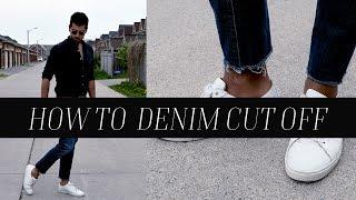 Download DIY: How To Fray Hem Denim Video
