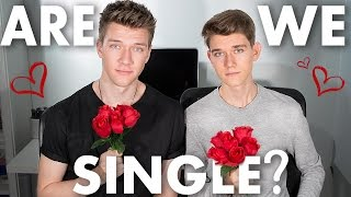 Download ARE WE SINGLE? SIBLING TAG w Devan & Collins Key Video