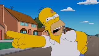 Download Family Guy - Peter Fights Homer Simpson Pt 1 Video