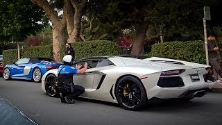Download COPS HATE EXPENSIVE SUPERCARS Mega Compilation 2 Video