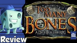 Download Too Many Bones Review - with Tom Vasel Video