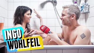 Download Nacktinterview mit Micaela Schäfer in der Badewanne Video