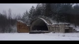 Download Поездка на заброшенные в лесу военные объекты Video