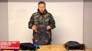 Download DaKine Heli Pro Backpack range review Video