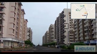 Download Global City,Virar west E-Visit : Real Tour Housiey Video