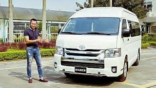 Download Trải nghiệm nhanh Toyota Hiace ″Cá Mập″ - Có Còn là Huyền Thoại? |XEHAY.VN| Video