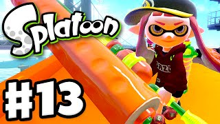 Download Splatoon - Gameplay Walkthrough Part 13 - Keep Rollin'! (Nintendo Wii U) Video