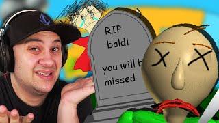 Download I KILLED BALDI... | Baldi's Basics Video