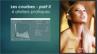 Download Photoshop - fotoloco - Les courbes Part II - 4 ateliers pratiques Video