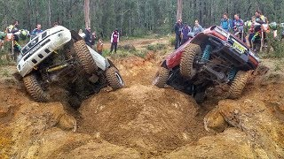 Download Treps 4x4 Challenge - Nissan vs Toyota Video