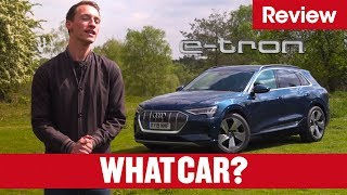 Download 2020 Audi e-tron review –is Audi's first electric car any good? | What Car? Video