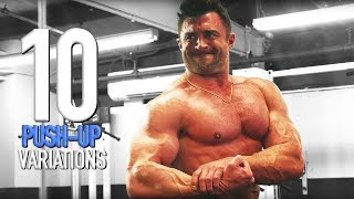 Download 10 Push-Up Variations For A Ripped Upper Body Video