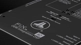 Download JL Audio FiX™ OEM Integration DSP Product Spotlight Video