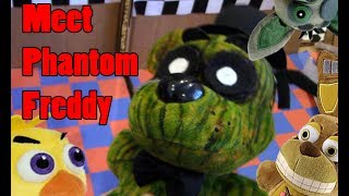 Download FNAF Plush - Meet Phantom Freddy! Video