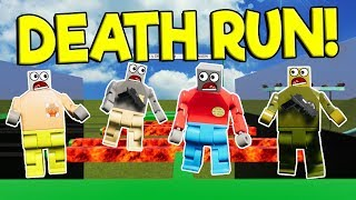 Download LEGO GMOD DEATH RUN CHALLENGE! - Brick Rigs Multiplayer Gameplay - Lego Obstacle Course Survival Video