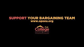 Download Big victory for OPSEU's part-time college support staff: Tentative agreement reached Video