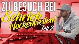 Download JP Performance - Zu Besuch bei Schrick | Nockenwellen | Teil 2 Video