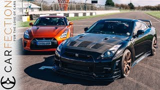 Download Nissan GT-R: Keep Stock Or Modify? - Carfection Video