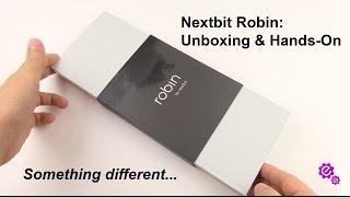 Download Nextbit Robin: Unboxing & Hands-on Video