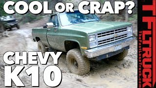 Download Is The Chevy K10 Square Body Pickup Cool or Crap? Video