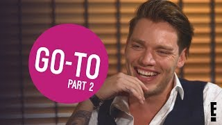 Download GO-TO: Dominic Sherwood PART 2 | DIGITAL EXCLUSIVE | The Hype | E! Video