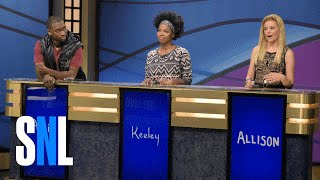 Download Black Jeopardy with Elizabeth Banks - SNL Video