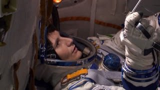 Download Sudden Shouting on Approach to ISS Video