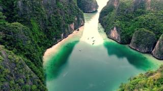 Download Thailand Aerial Drone Footage 4k UHD (Highlight Reel) Video