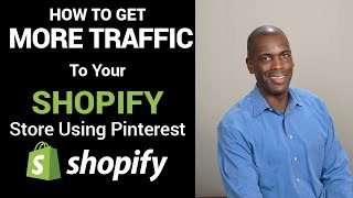 Download How to drive traffic to your Shopify store using Pinterest Video