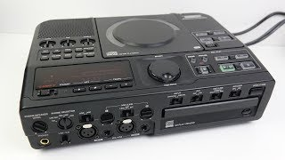 Download Superscope PSD300 - A Pro CD Recorder with some neat tricks. Video