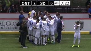 Download Landon Donovan Interview with Marc Serber - San Diego Sockers Video