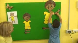 Download Educación Infantil 3 años El cuerpo humano Video