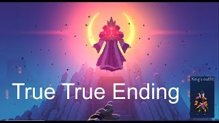 Download Dead Cells 1.2 Rise Of the Giant | True True ending - King outfit| Tutorial Video