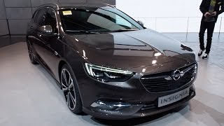Download The All New 2017 Opel Insignia Sports Tourer In detail review walkaround Interior Exterior Video