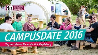 Download Campusdayte 2016 an der Otto-von-Guericke-Universität Magdeburg | OVGU Video
