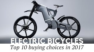 Download 10 Best Electric Bicycles and Smart Bikes to Buy in 2017 (Review of Prices and Specs) Video