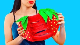 Download Giant Slime Stress Relievers / 7 DIY Weird Stress Toys Video
