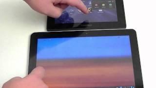 Download English: Samsung Galaxy Tab 10.1 vs BlackBerry PlayBook Video