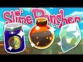 Download RARE RESOURCES - Lava Dust, Royal Jelly and Strange Diamond - Slime Rancher #20 Video