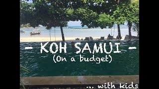 Download #6. KOH SAMUI - How to live on a budget | THAILAND Video