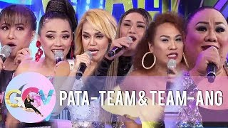 Download GGV: Pata-Team and Team-Ang's witty introductions Video